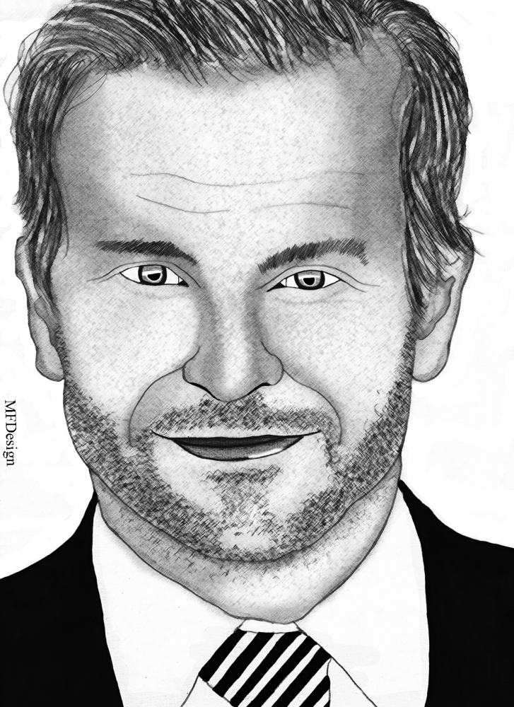 Bradley Cooper by merytamon